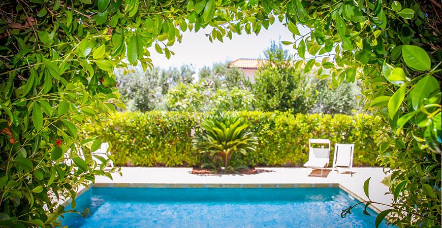 In vendita app. in residence con piscina a S.M. al Bagno